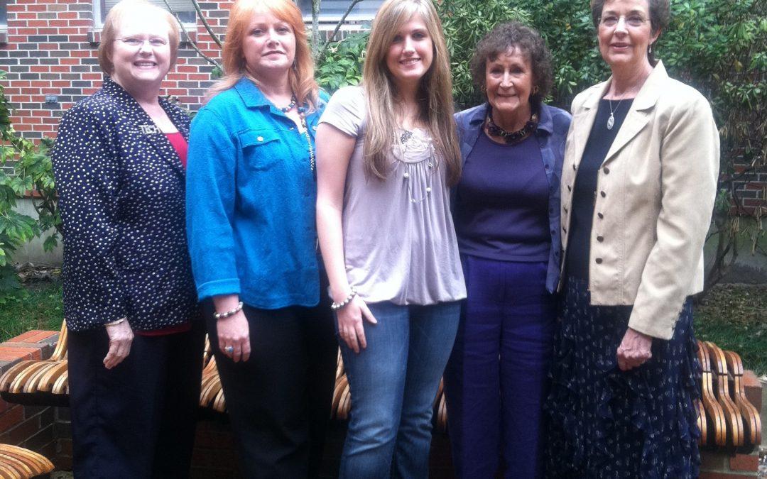 First 'Mama Mac' scholarship recipient chosen