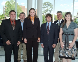 Louisiana Tech biomedical engineering students earn international acclaim