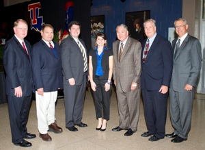 Distinguished Alumni honored at annual luncheon