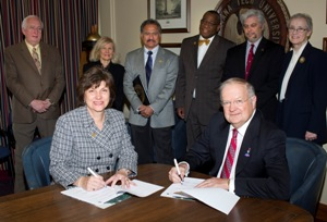 Louisiana Tech, SouthArk partner to serve needs of transfer students