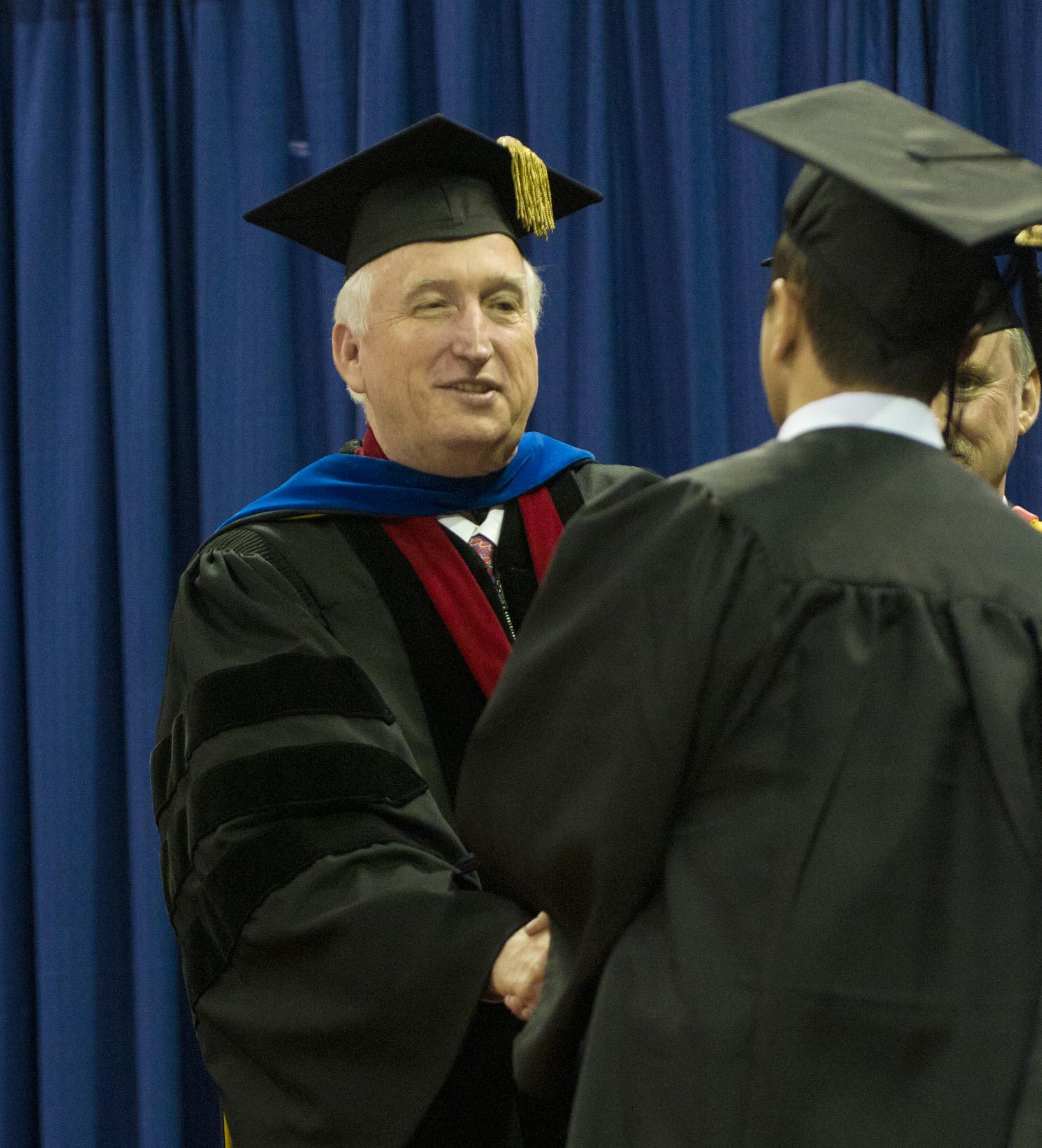Dr. Ken Rea