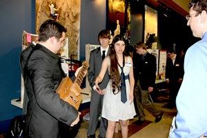 Louisiana Tech freshman engineering students showcase their ideas at the Freshman Design Expo.