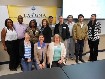 Community college faculty gather at Louisiana Tech for LASiGMA workshop