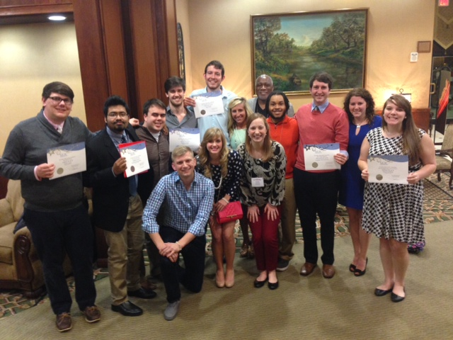 Tech journalism students won awards at SEJC.