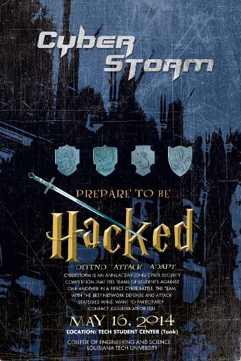 Cyber Storm 2014 at Louisiana Tech