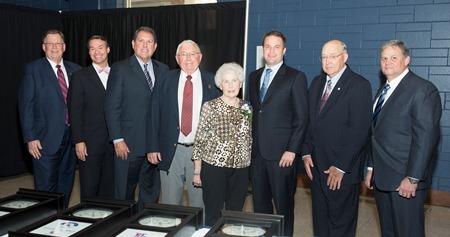 Louisiana Tech honors loyal, distinguished alumni at Alumni Awards Luncheon