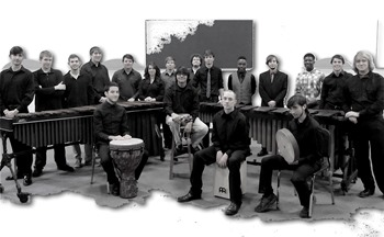 Louisiana Tech Percussion Ensemble