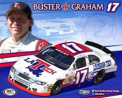 Buster Graham LA TECH card 2015 F(s)