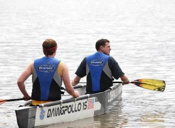 Louisiana Tech Concrete Canoe
