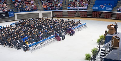 Louisiana Tech awards 287 degrees during summer commencement