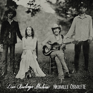 Cover of Dave Rawlings Machine's new album 'Nashville Obsolete' features work of Louisiana Tech professor Frank Hamrick.