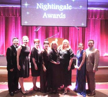 Louisiana Tech nursing faculty and students were honored at the Louisiana Nursing Foundation 2016 Nightingale Awards Gala.