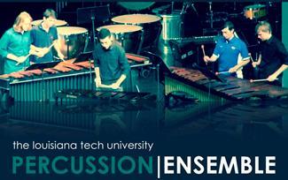 Louisiana Tech Percussion Ensemble