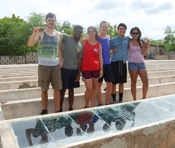 """Bulldogs Without Borders"" restores water desalination system in Haiti"