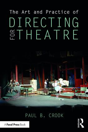 Theater professor publishes directing textbook
