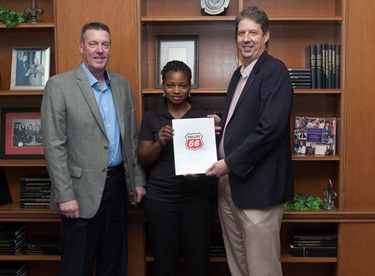 COES receives gift from Phillips 66 to support student experience