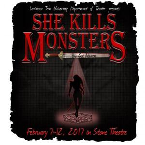 Alumnus, playwright to premiere 'She Kills Monsters' at Stone Theatre