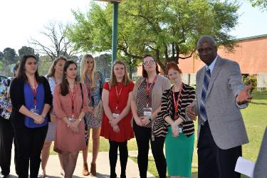 College of Education grows innovative TEAM clinical residency model in Caddo Parish