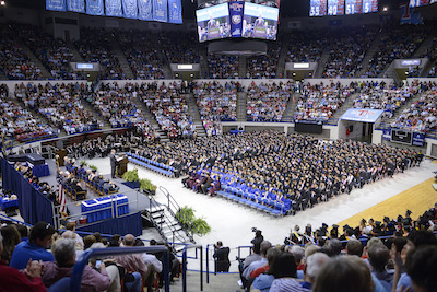 Louisiana Tech, graduates celebrate historic milestones at spring commencement