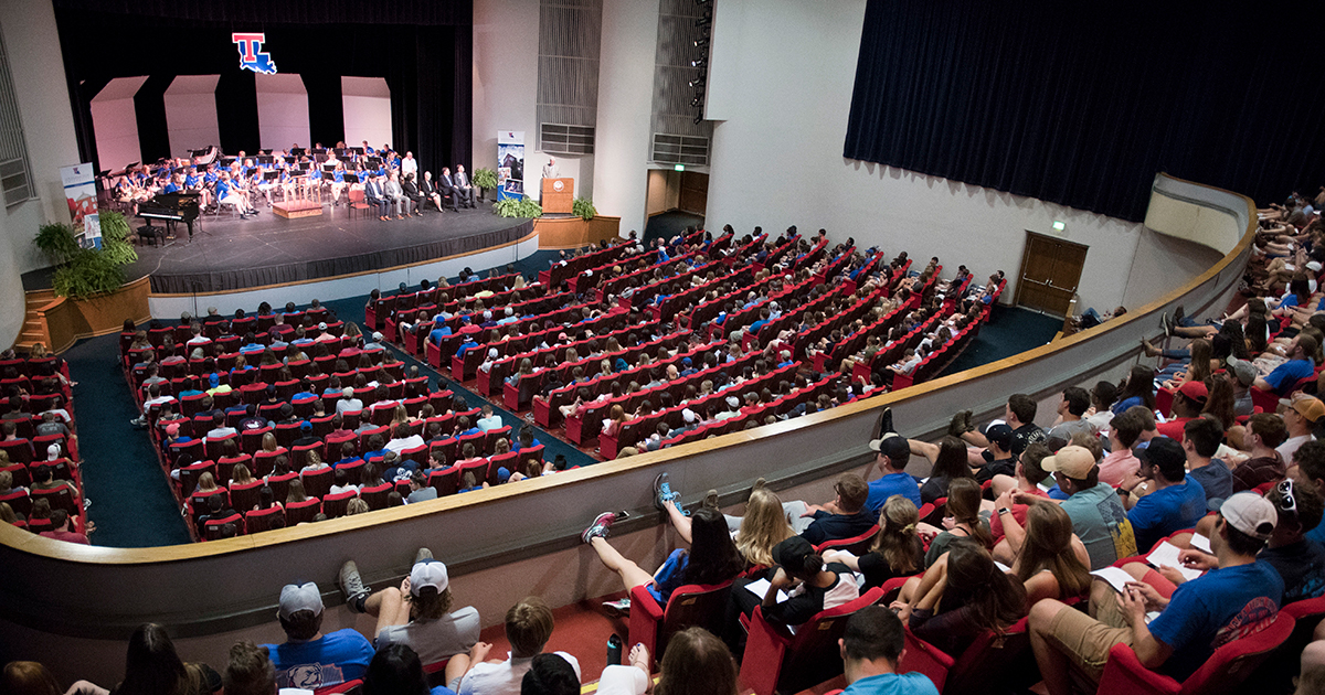 Academic Convocation 2017