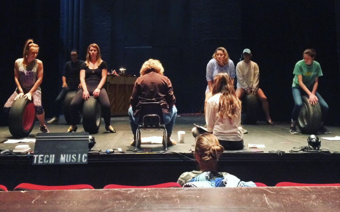 Musical revival of 'Six Women with Brain Death…' opens Oct. 30 in Stone Theatre