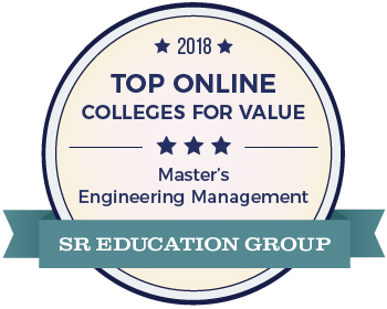 Top Online Colleges for Value - Masters - Engineering Management