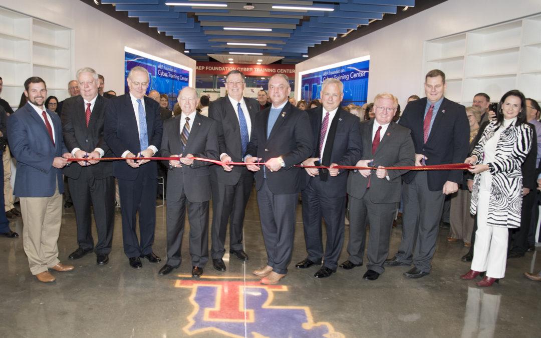 Louisiana Tech opens Cyber Training Center