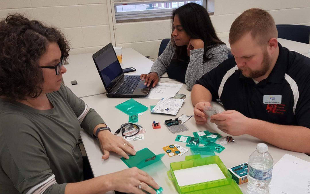 Tech leads STEM education field again