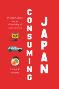 Consuming Japan book cover