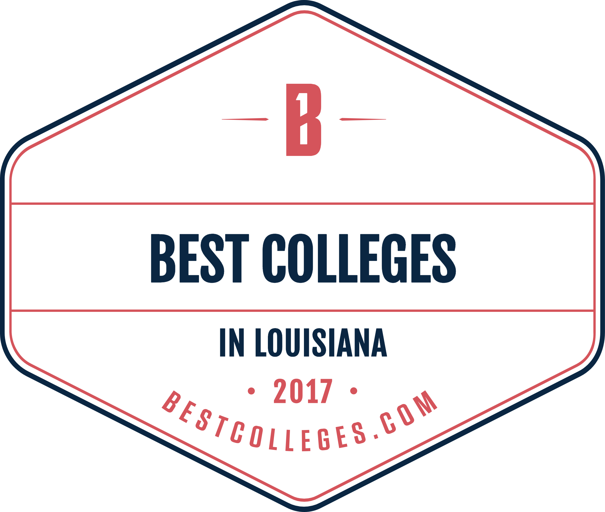 BestBolleges.com 2017 ranking seal