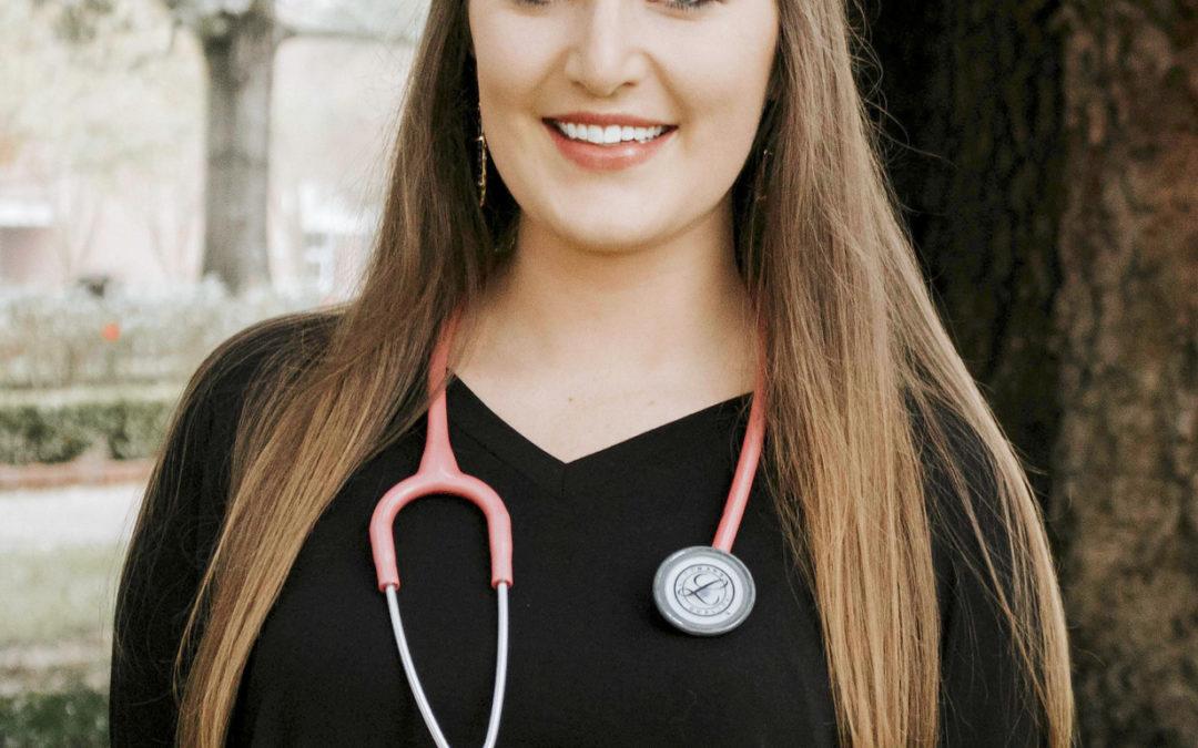Grad Spotlight: Mia Davis