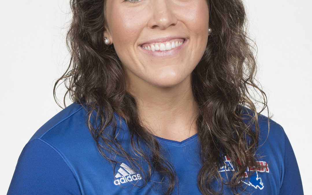 Grad spotlight: Jacie McClure