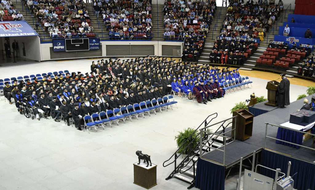 Winter 2018 Graduation