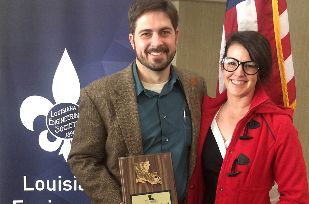 Louisiana Tech professor, alumni earn LES awards
