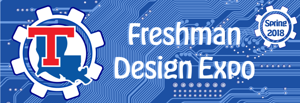 2018 Freshman Design Expo