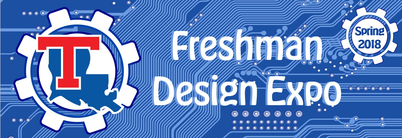 2018 Freshman Design Expo