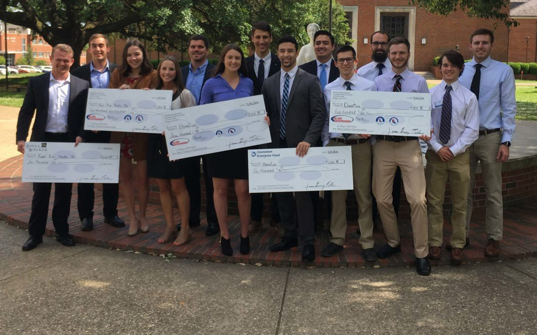 Senior Moment: How team HemoCycle won the TOP DOG New Venture competition
