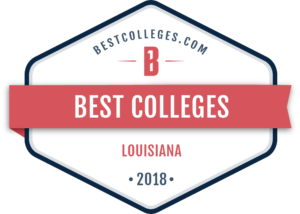 Tech Named Best College in Louisiana