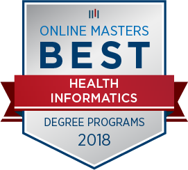 HIIM master's program named one of best in country