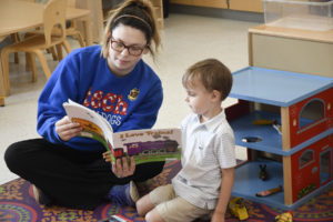 Louisiana Tech's Early Childhood Education Center was recently rated a five-star facility.