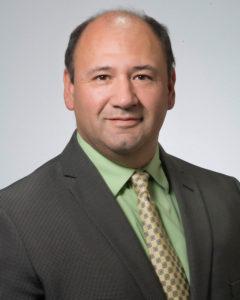 Headshot of Dr. Pedro Derosa