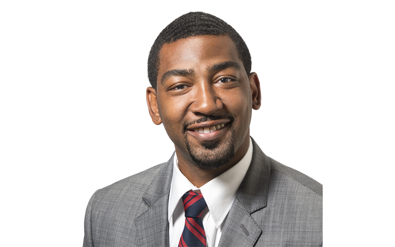Link to faculty feature about Dr. Kevin Watson