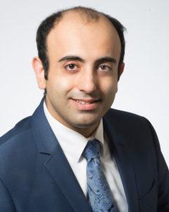 Headshot of Dr. Kasra Momeni