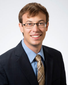 Headshot of Dr. Andrew Peters