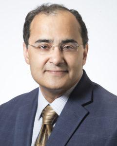 Headshot of Dr. Ramu Ramachandran