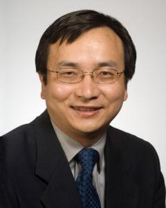 Headshot of Dr. Shengnian Wang