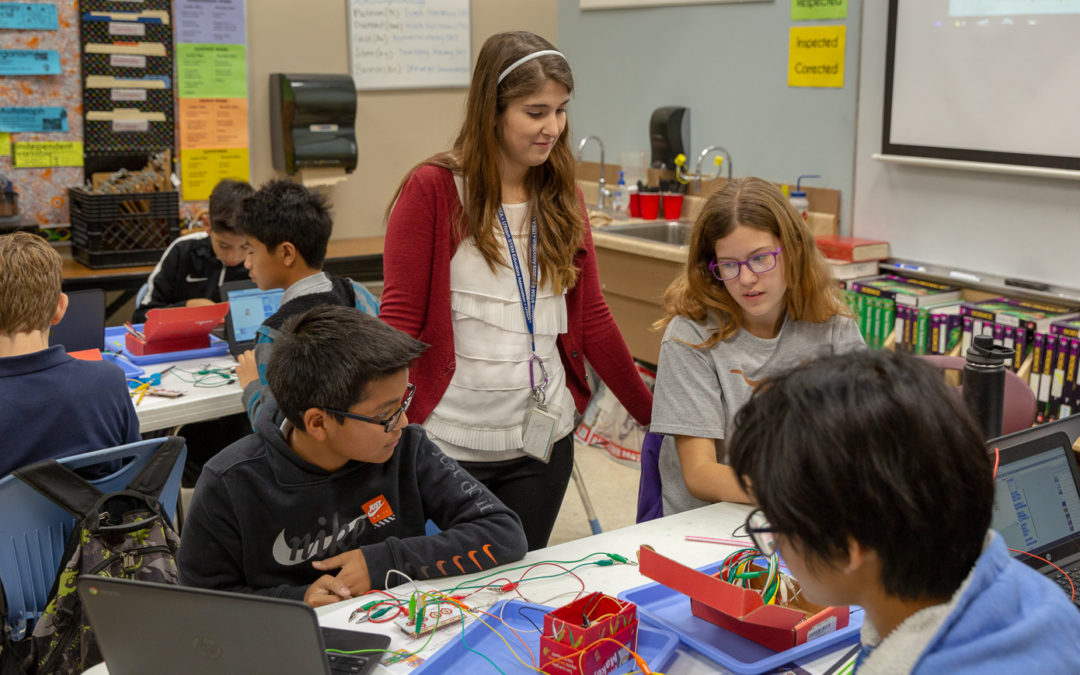 UTeach program connects students with career opportunities