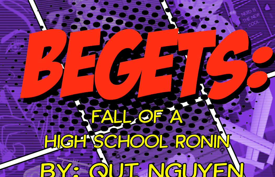 'Begets' opens April 9 in Stone Theatre