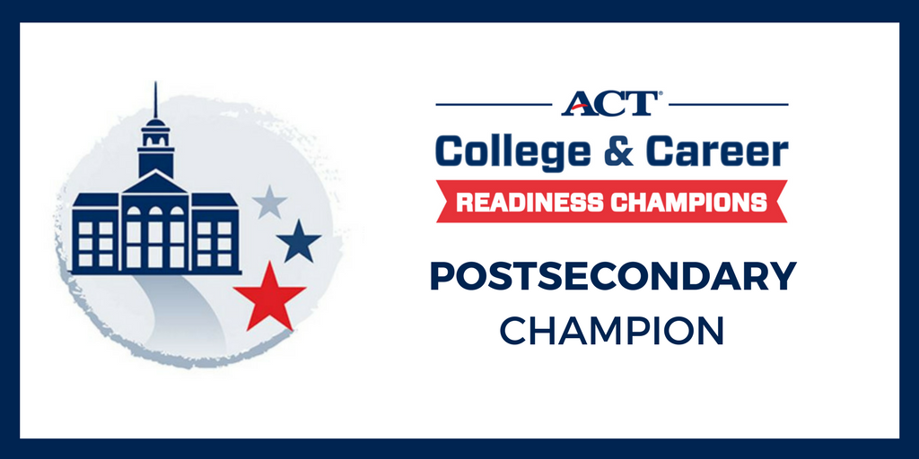 Gilbert is state's ACT Postsecondary Champion