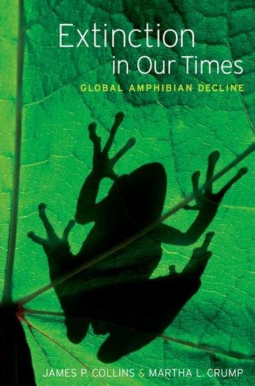 Lecture, book signing by renowned amphibian ecologist planned April 1